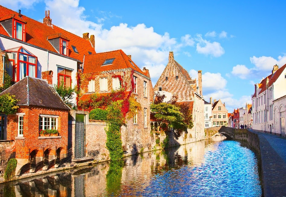 Bruges 3 Night Minicruise