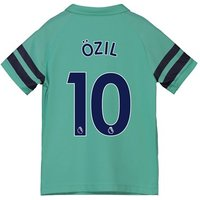 Arsenal Third Shirt 2018-19 - Kids with Özil 10 printing
