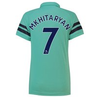 Arsenal Third Shirt 2018-19 - Womens with Mkhitaryan 7 printing