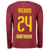 BVB BVB Third Shirt 2018-19 with Merino 24 printing