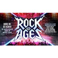 Rock of Ages at Edinburgh Playhouse