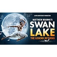 Matthew Bourne's Swan Lake at New Victoria Theatre