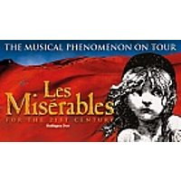 Les Misérables at Palace Theatre Manchester