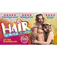 Hair the Musical at Milton Keynes Theatre
