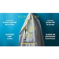 Adam Kay – This is Going to Hurt (Secret Diaries of a Junior Doctor) at Edinburgh Playhouse