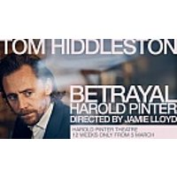 Betrayal at The Harold Pinter Theatre