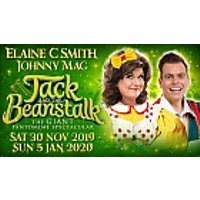 Jack and The Beanstalk at King's Theatre Glasgow
