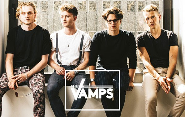 The Vamps Four Corners Tour