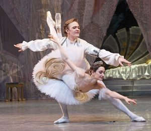 Russian State Ballet of Siberia's Sleeping Beauty at New Theatre Oxford