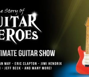 The Story of Guitar Heroes at Leas Cliff Hall
