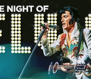 One Night of Elvis: Lee 'Memphis' King at King's Theatre Glasgow