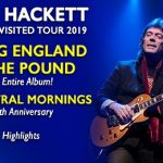 Steve Hackett - Genesis Revisited 2019 at Leas Cliff Hall