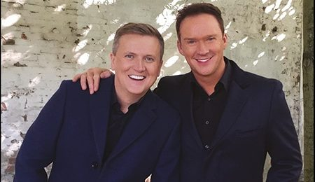 Aled Jones & Russell Watson In Harmony at New Theatre Oxford