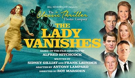 The Lady Vanishes at Princess Theatre Torquay