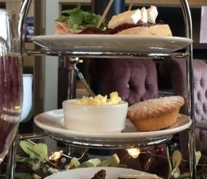 Festive Afternoon Tea at Milton Keynes Theatre