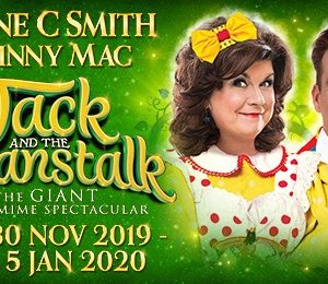 Jack and the Beanstalk Touch Tour at Other Events