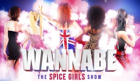 Wannabe - The Spice Girls Show at Aylesbury Waterside Theatre