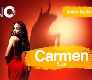 Welsh National Opera - Carmen at Milton Keynes Theatre