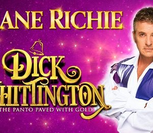 Dick Whittington at Bristol Hippodrome Theatre