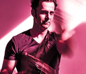 Dweezil Zappa at New Theatre Oxford
