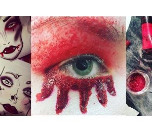 Halloween Character Makeup Workshop at Milton Keynes Theatre