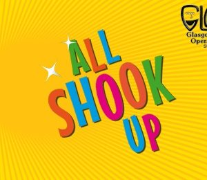 All Shook Up at King's Theatre Glasgow