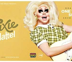 Trixie Mattel at Opera House Manchester