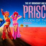Priscilla Queen Of The Desert The Musical at Bristol Hippodrome Theatre