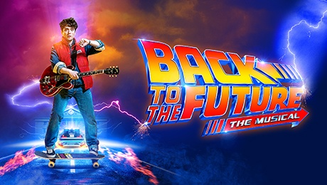 Back to the Future The Musical at Opera House Manchester