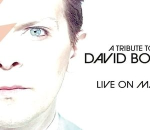 Live On Mars - A Tribute to David Bowie at Princess Theatre Torquay