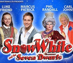 Snow White at Princess Theatre Torquay