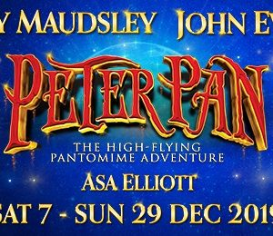 Peter Pan at Liverpool Empire
