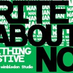 Write About Now: Something Festive at Studio at New Wimbledon Theatre