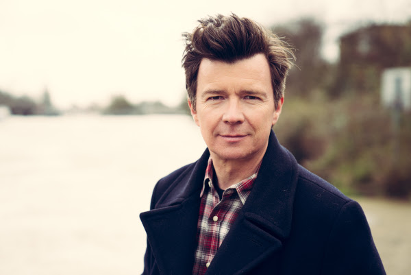 RICK ASTLEY GREATEST HITS TOUR 2020