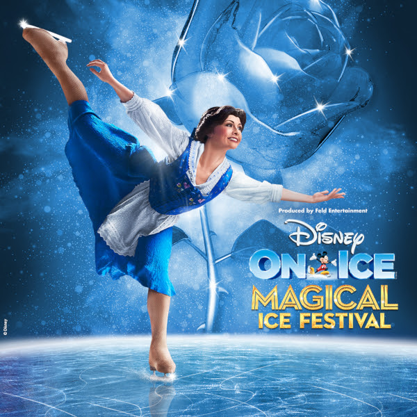 DISNEY ON ICE PRESENTS MAGICAL ICE FESTIVAL TOUR