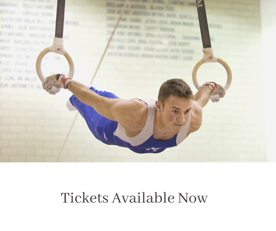 GYMNASTICS tickets