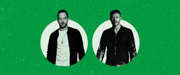 JAMES MORRISON AND WILL YOUNG - Forest Live